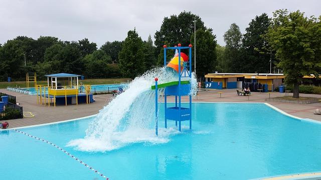 vodní zábava