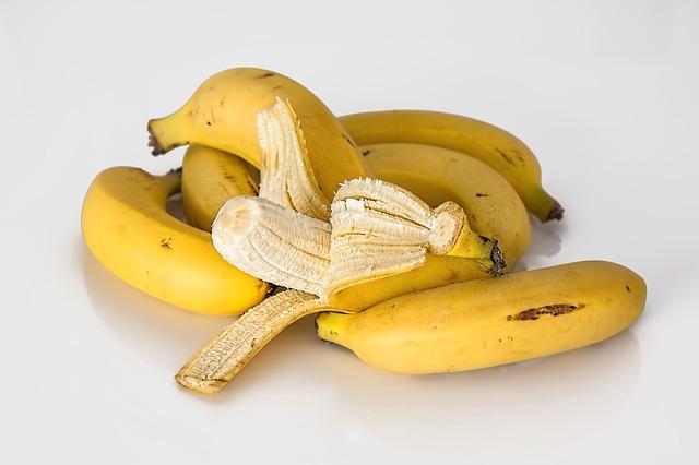 žluté banány