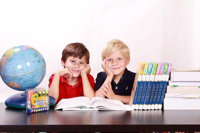 děti a škola