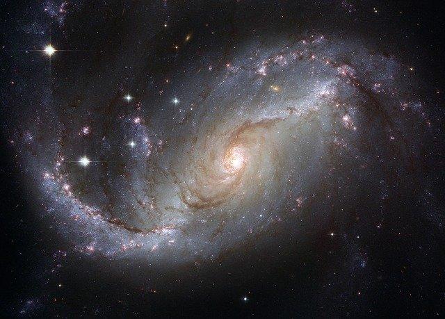 Spirálová galaxie